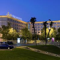 Antigone - Suite Novotel Car Park